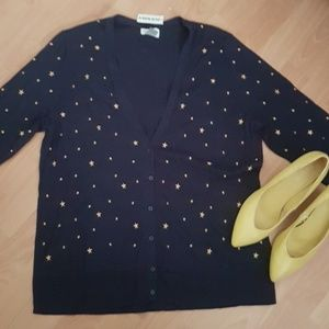 Star bright cardigan